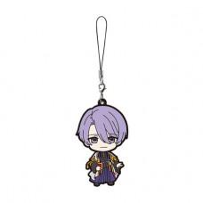 01-17929 Bungo To Alchemist Capsule Rubber Mascot 300y - Kitahara Hakushuu