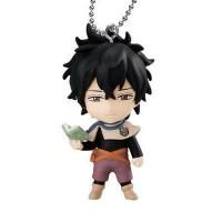 01-17953 Bandai Black Clover (Burakku Kuroba)  Figure Mascot / Keychain 300y - Yuno