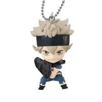 01-17953 Bandai Black Clover (Burakku Kuroba)  Figure Mascot / Keychain 300y - Asta