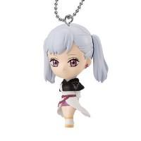 01-17953 Bandai Black Clover (Burakku Kuroba)  Figure Mascot / Keychain 300y - Noelle Silva