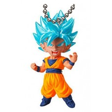 01-18039 Bandai  Dragon Ball Super Ultimate Deformed Mascot (UDM) Burst Pt. 29 200y - Super Saiyan God Super Saiyan (SSGSS) Goku