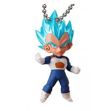 01-18039 Bandai  Dragon Ball Super Ultimate Deformed Mascot (UDM) Burst Pt. 29 200y - Super Saiyan God Super Saiyan (SSGSS) Vegeta