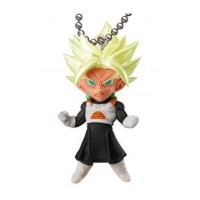 01-18039 Bandai  Dragon Ball Super Ultimate Deformed Mascot (UDM) Burst Pt. 29 200y - Super Saiyan Vegeks : Xeno