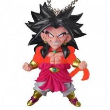 01-19841 Dragon Ball Super Ultimate Deformed Mascot (UDM) V Jump Special 3 200y - Super Saiyan 4 Broly