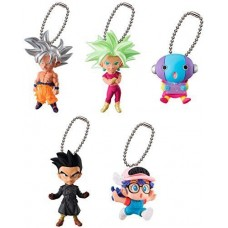 01-22785 Bandai  Dragon Ball Super Ultimate Deformed Mascot (UDM) Burst 30 200y - Set of 5