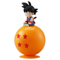01-22787 Bandai Dragon Ball Super Nokari Ride On Mini Figure Collection 300y - Goku
