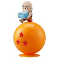 01-22787 Bandai Dragon Ball Super Nokari Ride On Mini Figure Collection 300y - Krillin