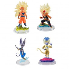 01-22789  Bandai Dragon Ball Super Ultimate Grade UG The Best 01 500y - Set of 4