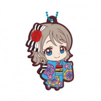 01-23379 Bandai  School Idol Project Love Live! Sunshine!! Capsule Rubber Mascot Vol. 8 300y - You Watanabe