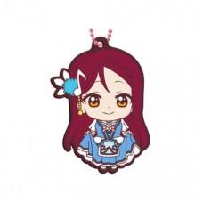 01-23461 Bandai  School Idol Project Love Live! Sunshine!! Capsule Rubber Mascot Vol. 09 300y - Riko Sakurauchi