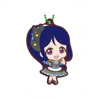 01-23461 Bandai  School Idol Project Love Live! Sunshine!! Capsule Rubber Mascot Vol. 09 300y - Kanan Matsuura