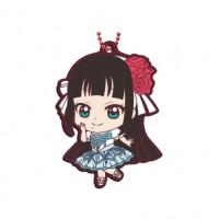 01-23461 Bandai  School Idol Project Love Live! Sunshine!! Capsule Rubber Mascot Vol. 09 300y - Dia Kurosawa