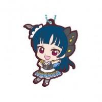 01-23461 Bandai  School Idol Project Love Live! Sunshine!! Capsule Rubber Mascot Vol. 09 300y - Yoshiko Tsushima