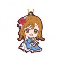 01-23461 Bandai  School Idol Project Love Live! Sunshine!! Capsule Rubber Mascot Vol. 09 300y - Hanamaru Kunikida