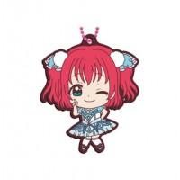 01-23461 Bandai  School Idol Project Love Live! Sunshine!! Capsule Rubber Mascot Vol. 09 300y - Ruby Kurosawa