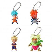 01-23467 Bandai  Dragon Ball Super Ultimate Deformed Mascot (UDM) V Jump Special 04 200y - Set of 4