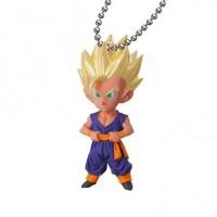 01-23467 Bandai  Dragon Ball Super Ultimate Deformed Mascot (UDM) V Jump Special 04 200y - Super Saiyan Son Gohan