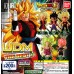 01-23471 Bandai  Dragon Ball Super Ultimate Deformed Mascot  UDM The Best 24 200y - Super Saiyan Rose Gokou Black