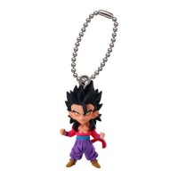 01-23471 Bandai  Dragon Ball Super Ultimate Deformed Mascot  UDM The Best 24 200y - Super Saiyan 4 Son Gohan