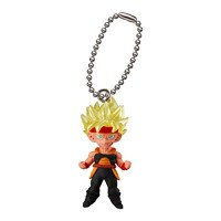 01-23471 Bandai  Dragon Ball Super Ultimate Deformed Mascot  UDM The Best 24 200y - Super Saiyan Bardock : Xeno