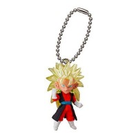 01-23471 Bandai  Dragon Ball Super Ultimate Deformed Mascot  UDM The Best 24 200y - Super Saiyan 3 Vegeto : Xeno