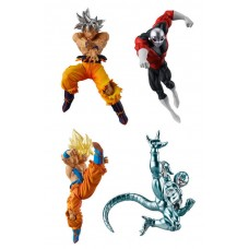 01-23477 Bandai  Dragon Ball Super VS Dragon Ball 06 300y - Set of 4
