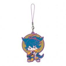 01-24439 Bandai  Touken Ranbu Online Capsule Rubber Mascot Kiwame  300y - Sayo Samonji