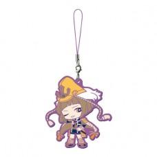 01-24439 Bandai  Touken Ranbu Online Capsule Rubber Mascot Kiwame  300y - Maeda Toushirou