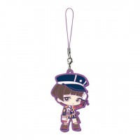 01-24439 Bandai  Touken Ranbu Online Capsule Rubber Mascot Kiwame  300y - Hirano Toushirou