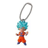 01-24567 Bandai DragonBall Super Ultimate Deformed Mascot (UDM) The Best 25 200y - SSGSS Super Saiyan God Super Saiyan Goku  Blue Goku
