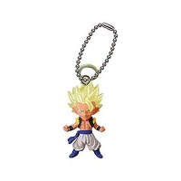 01-24715 Dragon Ball Super Ultimate Deformed Mascot UDM The Best 26 200y - Super Saiyan Gogeta