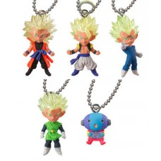 01-24715 Dragon Ball Super Ultimate Deformed Mascot UDM The Best 26 200y - Set of 5