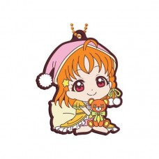 01-26913 School Idol Project Love Live! Sunshine!! Capsule Rubber Mascot 10 300y - Chika Takami