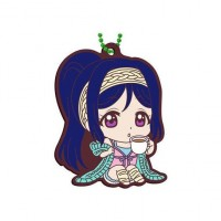 01-26913 School Idol Project Love Live! Sunshine!! Capsule Rubber Mascot 10 300y - Kanan Matsuura