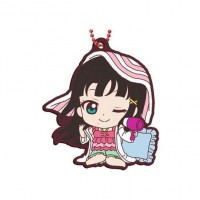 01-26913 School Idol Project Love Live! Sunshine!! Capsule Rubber Mascot 10 300y - Dia Kurosawa