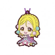 01-26913 School Idol Project Love Live! Sunshine!! Capsule Rubber Mascot 10 300y - Mari Ohara