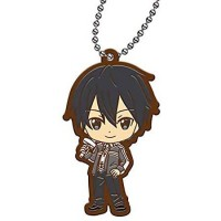 01-26915 Sword Art Online SAO  Alicization Capsule Rubber Mascot Vol. 2 300y - Kirito