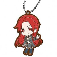 01-26915 Sword Art Online SAO  Alicization Capsule Rubber Mascot Vol. 2 300y - Tiese Shtolienen