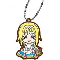 01-26915 Sword Art Online SAO  Alicization Capsule Rubber Mascot Vol. 2 300y - Alice Schuberg Ver B