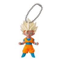 01-27109 Bandai  Dragon Ball Super Ultimate Deformed Mascot UDM V Jump Special  05 200y - Super Saiyan 2 Son Goku