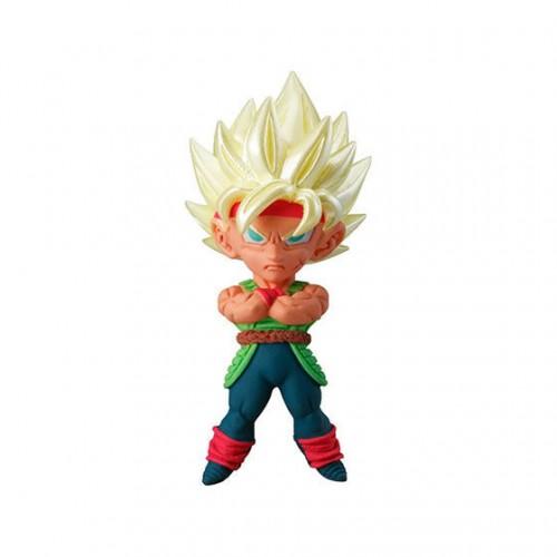 BANDAI Dragon Ball super UDM burst 34 Gashapon 5 set mini figure capsule toys