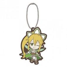 01-29193 Sword Art Online SAO Capsule Rubber Mascot 01 300y - Leafa (Fairy Dance)