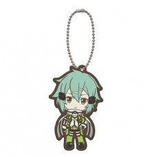 01-29193 Sword Art Online SAO Capsule Rubber Mascot 01 300y - Sinon (Phantom Bullet)