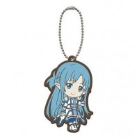 01-29193 Sword Art Online SAO Capsule Rubber Mascot 01 300y - Asuna (Mother's Rosario)