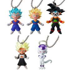 01-29211 Dragon Ball Super UDM Ultimate Deformed Mascot V Jump Special Vol. 06 200y - Set of 5