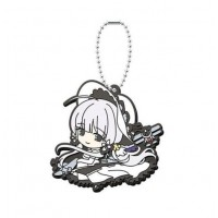 01-29357 Azur Lane Capsule Rubber Mascot 300y - Illustrious