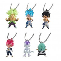01-29479 Dragon Ball Super UDM Ultimate Deformed Mascot Burst Vol. 35 200y - Set of 6