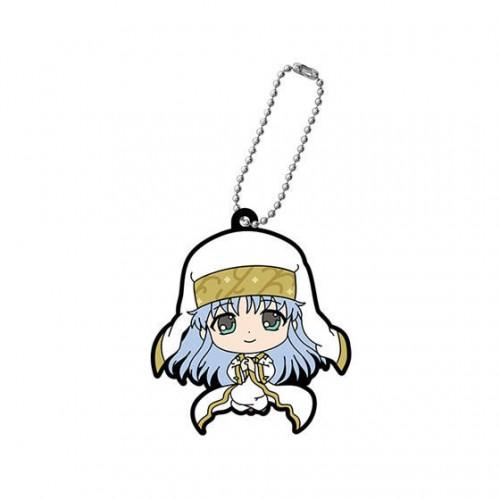 Certain Magical Index Stiyl Magnus Character Capsule Rubber Key Chain Mascot V.3