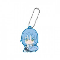 01-32121 That Time I Got Reincarnated as a Slime Capsule Rubber Mascot 300y - Rimuru Tempest