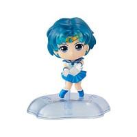 01-34615 Bishojo Senshi Pretty Soldier Sailor Moon Twinkle Statue 500y - Sailor Mercury